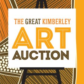 Great Kimberley Art Auction